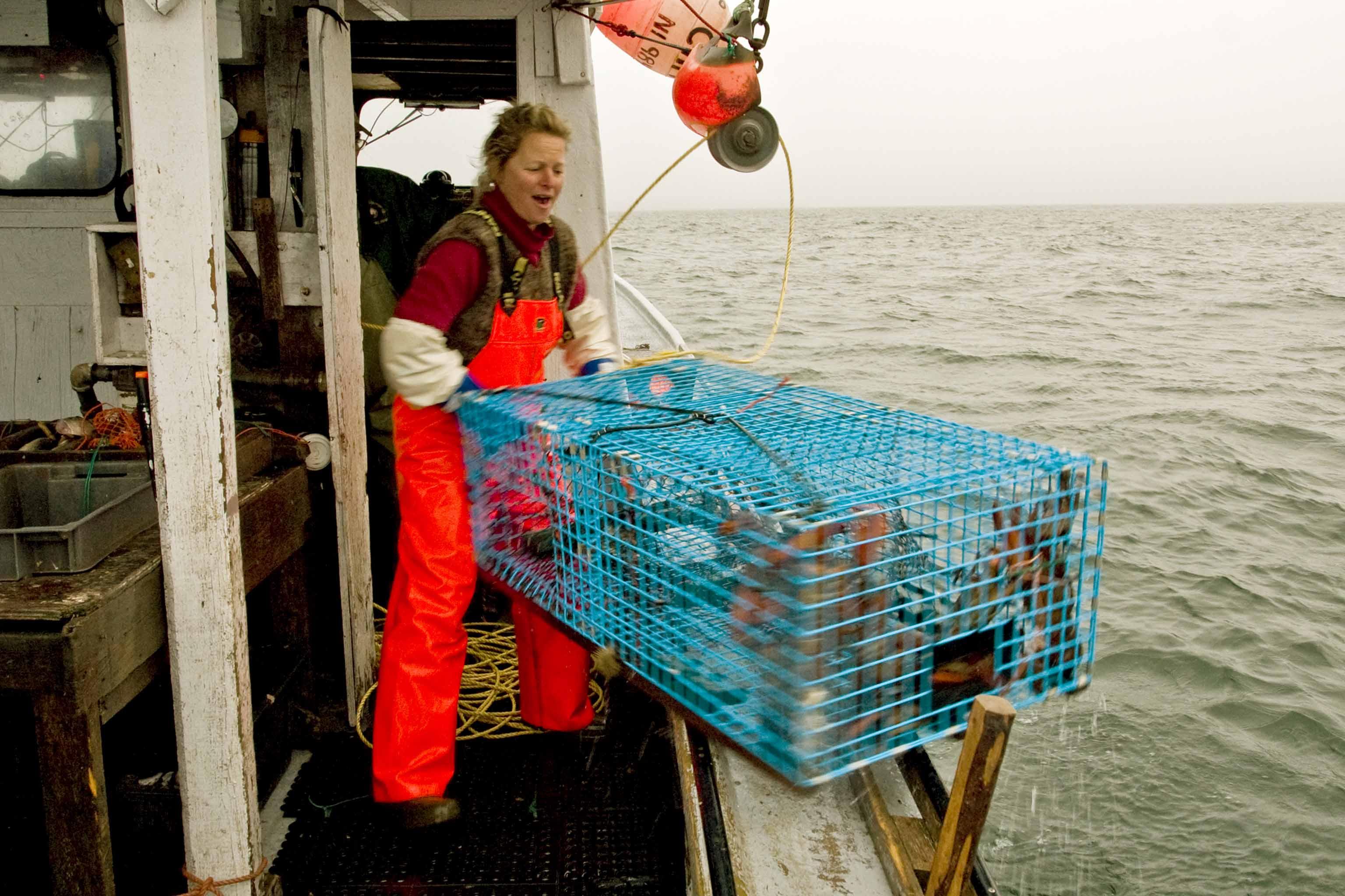 Heidi_fishing